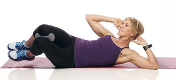 6. Weighted obliques for flat abs