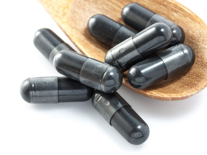 Stomach Pain? Relieve Gas, Indigestion and Belly Bloat with Activated Charcoal