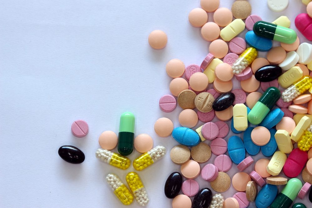 Calcium and iron should be avoided while taking oral antibiotics.
