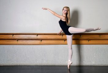 ballerina posture