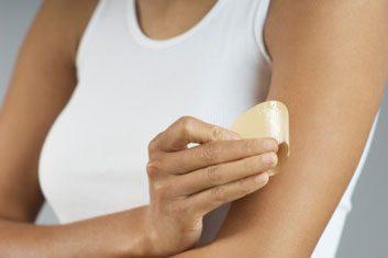bandage cut