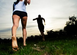 Barefoot running: Should you ditch your shoes?