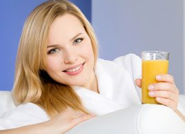 Nutricosmetics: Can drinks and foods make you beautiful?