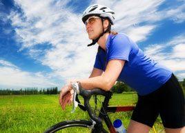 The benefits of biking