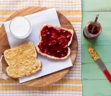 better together peanut butter jam