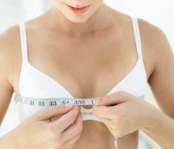 breast reduction woman bra