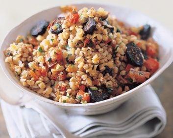 healthy vegetarian buckwheat recipe