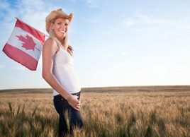 Which Canadians live the longest?