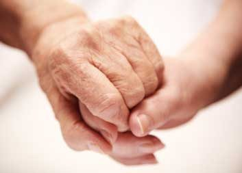 Caring for a parent with cancer