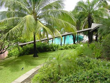The destination: The Body Holiday LeSport in Castries, St. Lucia