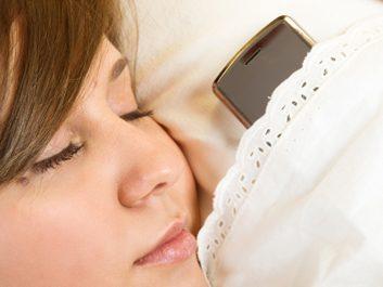 Can a smart phone app help you sleep?
