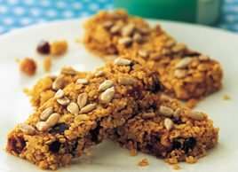 chewy date bars