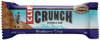 Clif Crunch in Blueberry Crisp