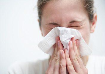 cold flu sick