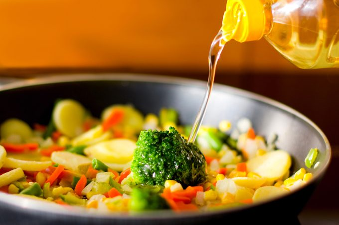 Cooking oils, decoded
