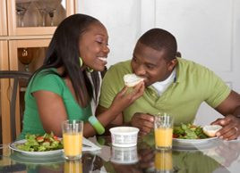 Is your partner making you gain weight?