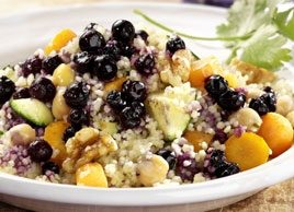 6 easy blueberry recipes
