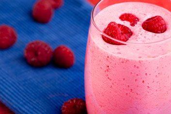 Cranberry-Raspberry Smoothie