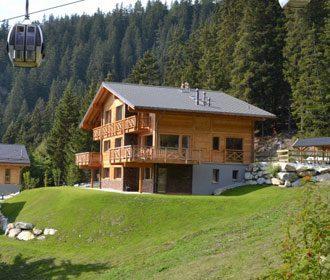 Crans Luxury Lodges, Switzerland