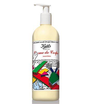 Kiehl's Limited Edition Creme de Corps body lotion