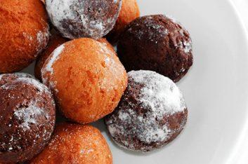 donut doughnut holes