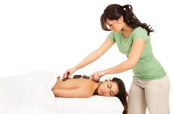 spa massage therapist