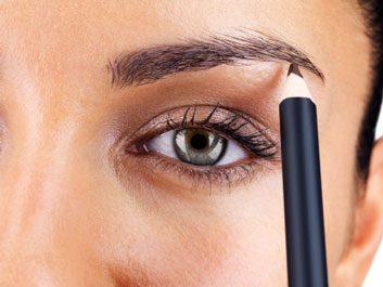 eyebrow pencil makeup