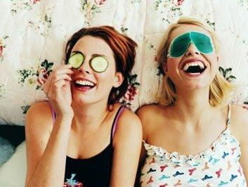 facial spa friends