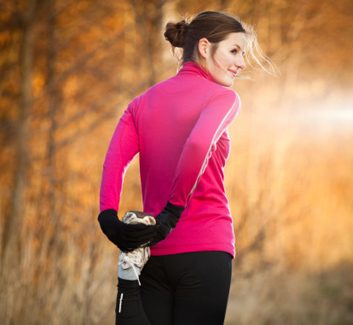 fall run exercise