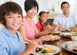 5 steps to healthier family meals