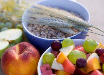 fibre-rich foods