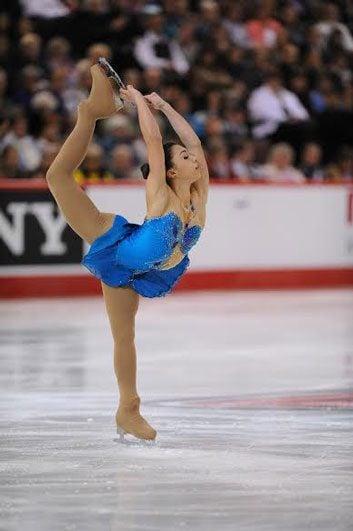 4. Figure skating