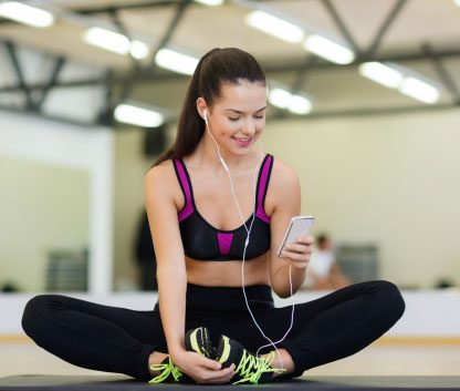 Download fitness apps