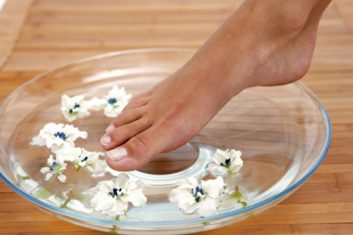 pretty feet spa