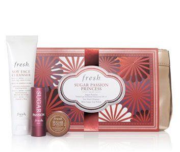 Fresh Sugar Passion Princess gift set