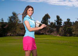 Fitness trend: Golfing