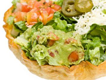 Wendy's Baja Salad