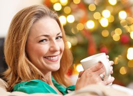 How to stress less during the holidays