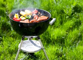 Could grilling your food be dangerous?