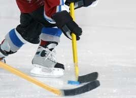 Get in shape with women's hockey