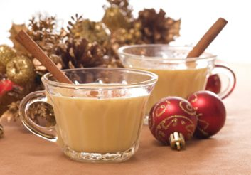 eggnog drinks holiday