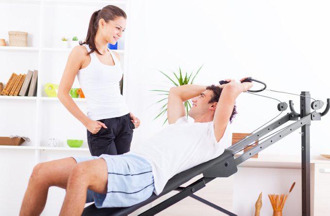 New to Canada: Technogym Home Gym Equipment