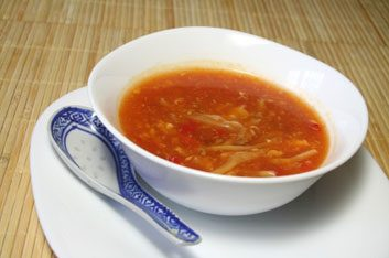 hot and sour