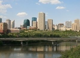 Canada's bluest communities: Edmonton
