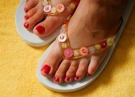 Natural home remedies: Ingrown toenails