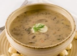 Our best mushroom soup recipes