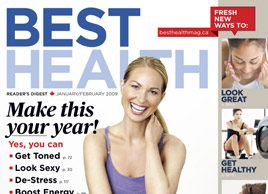 Best Health Magazine: January/February 2009