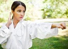 Fitness trend: Karate