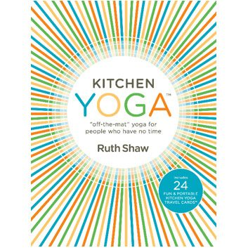 kitchen yoga