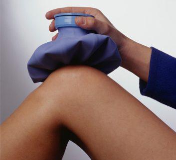 knee surgery pain injury